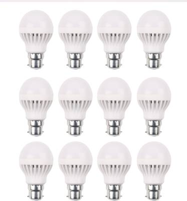 Luments 3W 460 Lumens White Eco LED Bulbs (Pack Of 12) Image