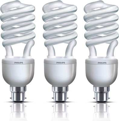 Philips-Tornado-B22-27W-CFL-Bulb-(Cool-Day-Light,-Pack-of-3)