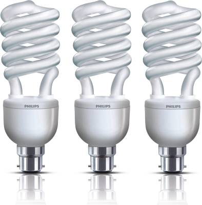 Tornado-B22-27W-CFL-Bulb-(Cool-Day-Light,-Pack-of-3)