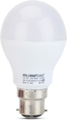 Moserbaer-7W-White-LED-Bulb