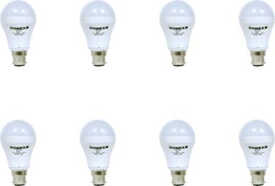 7W-Aluminium-Body-White-LED-Bulb-(Pack-of-8)