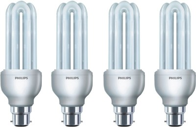 18-W-CFL-Bulb-(White,-Pack-Of-4)