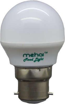 Mehai-0.5-W-LED-Mood-Night-Lamp-Bulb-White-(pack-of-10)