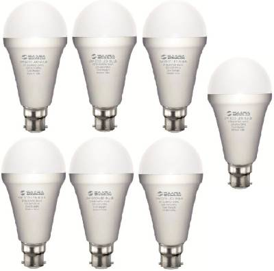 5-W-11027-LED-ECO-Spiral-Bulb-B22-Cool-White-(pack-of-7)