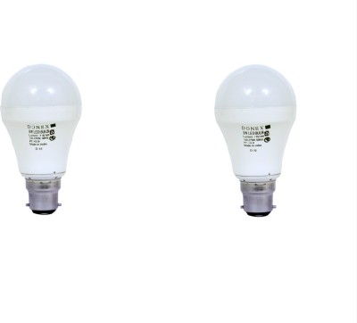9W-Aluminium-Body-White-LED-Bulb-(Pack-of-2)-