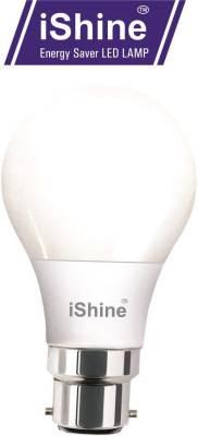 Ishine 6W B22 LED Bulb (White) Image