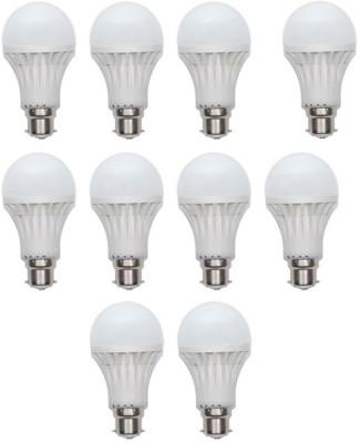 Gold-5-W-LED-Bulb-(White,-Pack-of-10)