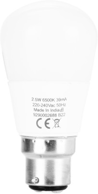 Philips-2.5-W-LED-Ace-Saver-Bulb-B22-White