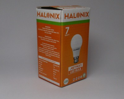 Halonix-7W-LED-Bulb-(Yellow)