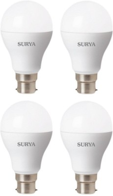 Surya-Roshni-Ltd-9W-White-LED-Bulbs-(Pack-Of-4)