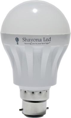 Shayona-Led-5W-B22-LED-Bulb-(White)