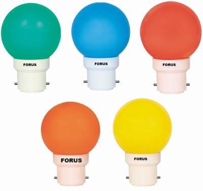 0.5-W-FLZ0-LED-Bulb-B22-Multicolor-(pack-of-5)