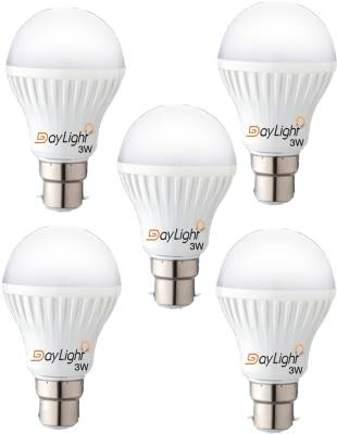 Technology-3-W-LED-Bulb-(Cool-White,-Pack-of-5)
