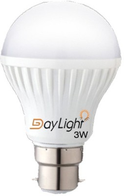 Daylight-Technology-3-W-LED-Bulb-(Cool-White,-Pack-of-5)