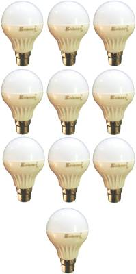 5W-B22-LED-Bulb-(White)-[Pack-of-10]