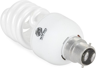 Twister-Duos-23-Watt-CFL-Bulb-(Cool-Day-Light,Pack-of-2)-