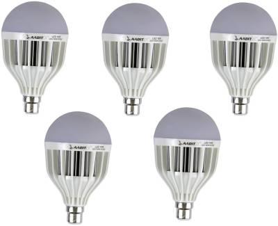 Aaditya-18W-HP-LED-Bulb-(White,-Pack-Of-5)