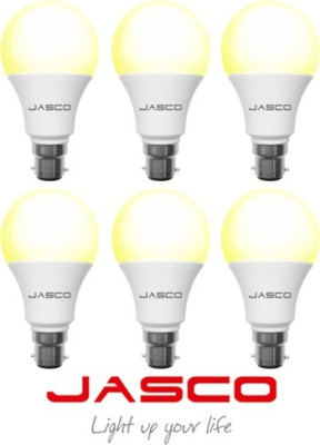 Jasco-5W-B22-LED-Bulb-(Warm-White,-Pack-Of-6)