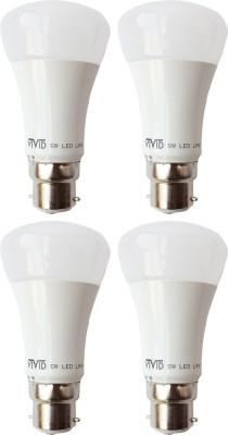 Vivid-5W-B22-LED-Bulb-(White,-Set-of-4)