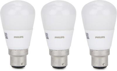 Philips-4W-LED-Bulbs-(White,-Pack-of-3)