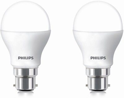Philips-2.7-W-LED-cool-daylight-Bulb-B22-White-(pack-of-2)