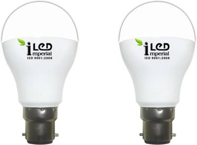 Imperial-12W-WW-BC22-3633-LED-Bulb-(Yellow,-Pack-of-2)