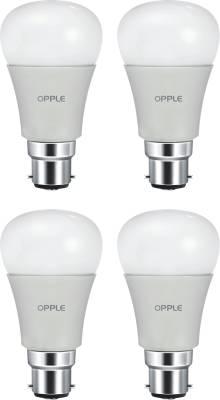 Opple 5W LED Bulb (White, Pack of 4) Image