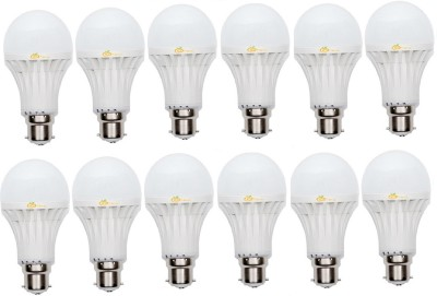 Enew-9W-400-lumens-Cool-Day-Ligh-LED-Bulb-(Pack-Of-12)