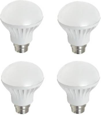 Flolite-9W-LED-Bulbs-(White,-Pack-of-4)