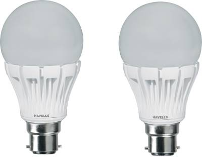 Adore-7W-B22-Cool-Day-Light-LED-Bulb-(Pack-Of-2)