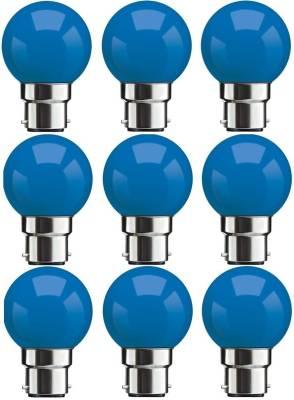Syska-0.5-W-LED-Bulb-B22-Blue-(pack-of-9)