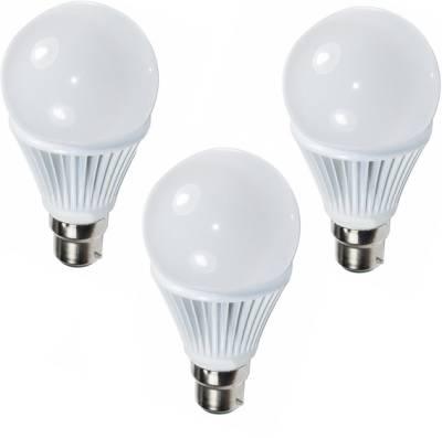 Ultra-9W-White-LED-Bulb-(Pack-of-3)