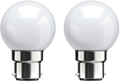 Syska-0.5-W-B22-LED-Bulb-(White,-pack-of-2)