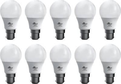 Ornate 5W 450 lumens White LED Bulb (Pack Of 10) Image