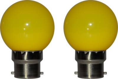 0.5W-Yellow-LED-Bulb-(Pack-of-2)