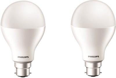 Philips-17W-B22-2000L-LED-Bulb-(Cool-Day-Light,-Pack-of-2)