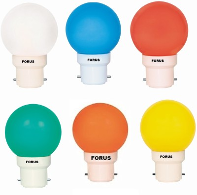 FLZM22PL-0.5W-LED-Bulb-Multicolor-(Set-of-6)