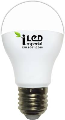 Imperial E27-3607 3W Metal Body LED Bulb (Warm White) Image