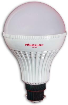 Powerlay-9W-LED-Bulb-(White,-Pack-of-6)