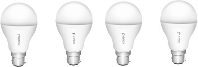 Pharox-9W-B22-Apollo-Led-Bulb-(Cool-White,-Set-Of-4)