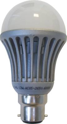 12-W-B22-LED-GLS-Bulb-(White)