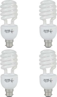 Twister-Ecolux-27-W-CFL-Bulb-(Pack-of-4)