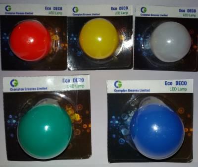 Greaves-0.5-W-LED-Bulb-B22-Multicolour-(pack-of-5)