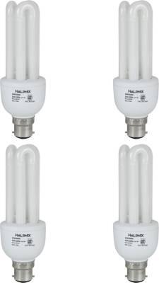 Halonix 20 W CFL 3U Bulb (Pack of 4) Image