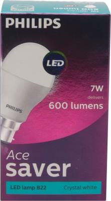 Philips-7W-Led-Bulb-(White)