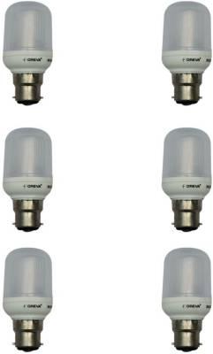 Oreva-1W-LED-Bulb-(White,-Pack-of-6)