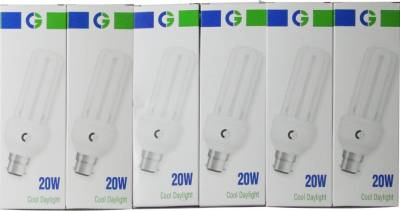 Greaves-20-W-CFL-Bulb-(Cool-Day-Light,-Pack-of-6)
