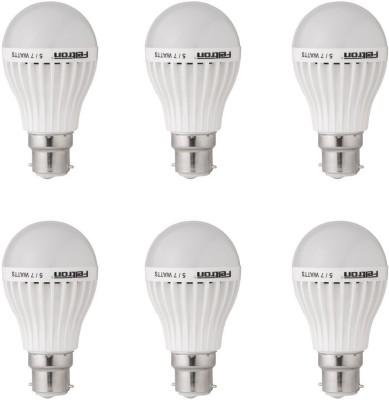Feltron-5W-LED-Bulbs-(Cool-White,-Pack-of-6)