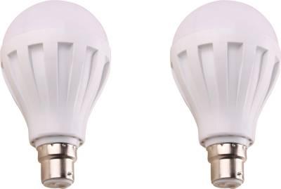 9W-460-Lumens-White-Eco-LED-Bulbs-(Pack-Of-2)