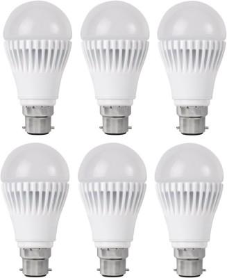Addoxy-3W-LED-Bulb-(White,-Pack-of-6)